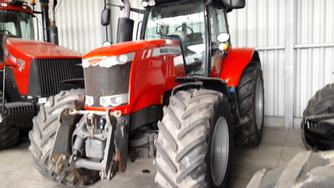 Massey Ferguson 7624 VT Exclusive