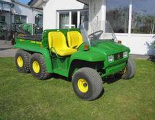 john deere gator traktoren gebraucht. Black Bedroom Furniture Sets. Home Design Ideas