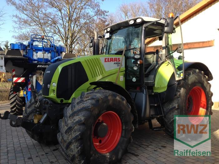 Claas AXION 840 CMATIC Vollausstattung