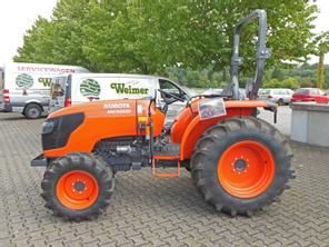 kubota mk 5000 traktoren gebraucht in 35457 lollar. Black Bedroom Furniture Sets. Home Design Ideas