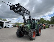 Fendt Favorit 716 Vario + Quicke Q75 FL
