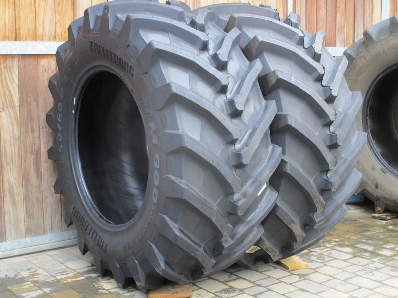 Trelleborg 650/60R34--TM 900 HIGH POWER-- SONDERPOSTEN--70Km/h