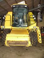 New Holland TX 67