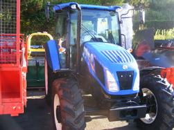 New Holland TD 5,85