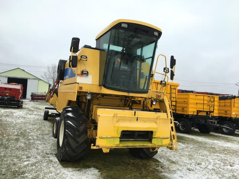 New Holland TC 54