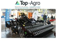 Top-Agro Grano-System BLACK LINE LIMITED 3m GUMMI + STRIEGEL