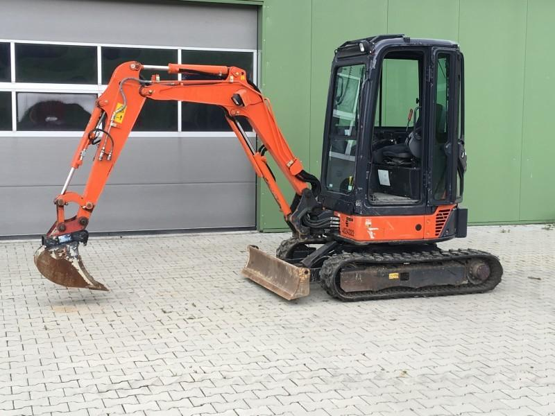 Hitachi ZAXIS ZX 22 U-2 CLR, TOP Zusand!, 990 Std.