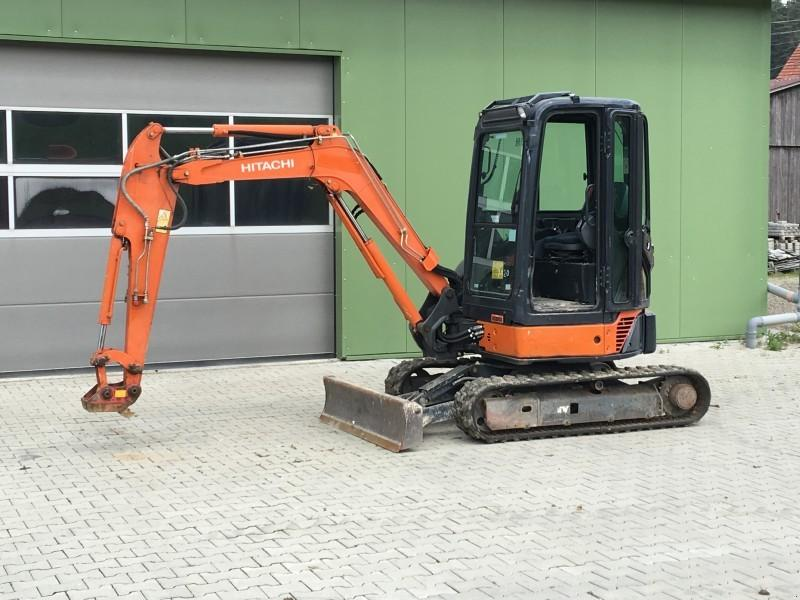 Hitachi ZAXIS ZX 30 U-2, Klima, TOP Zusand!, 3,3to