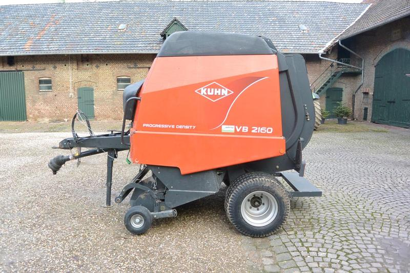 Kuhn VB 2160 Opticut 14