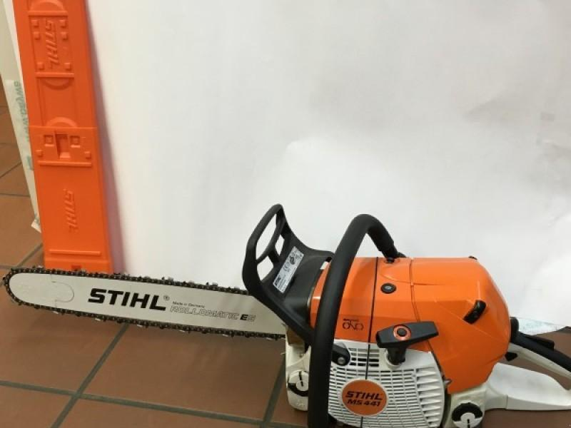 Stihl MS 441 50 CM/RSC !!Direktkaufmaschine!! www.ab-auction.com