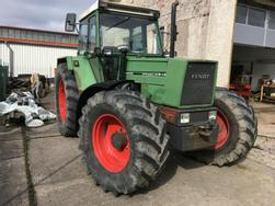 Fendt Turbomatik 615LS