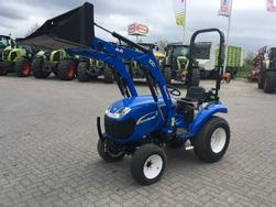 New Holland Boomer 25 **NEU**