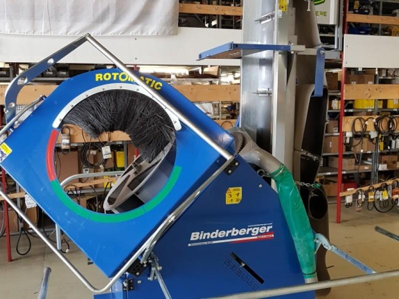 Binderberger Rotomatic EZ