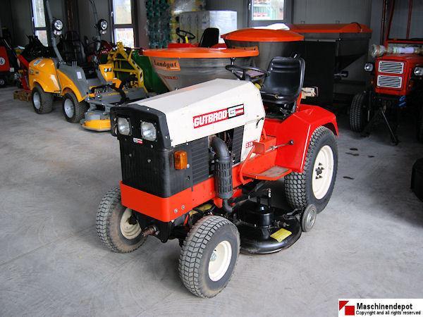 gutbrod tractor de