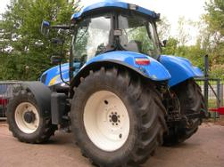 New Holland TSA 135 Plus