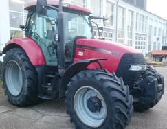 Case IH Maxxum 140 MC Profi