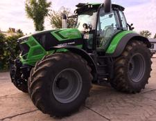 Deutz-Fahr Agrotron 7250 TTV Warrior