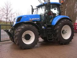 New Holland T 7.  250 Auto Command
