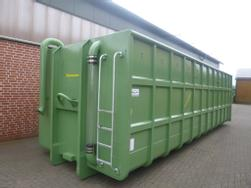 Wernsmann Feldrandcontainer  ,Güllecontainer