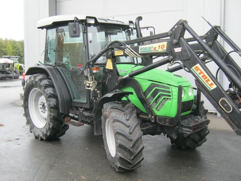 Deutz-Fahr Agroplus 80 !!!Auctionsmaschine!!! www.ab-auction.com
