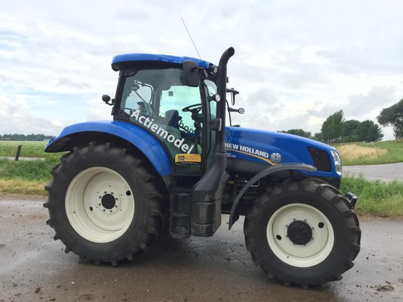 New Holland T6.155 Electro Command 40 km/u ACTIEMODEL!