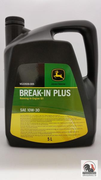 John Deere JOHN DEERE BREAK IN OIL (5 ltr) #2234