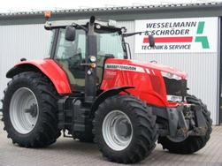 Massey Ferguson 7620 Exclusive Dyna