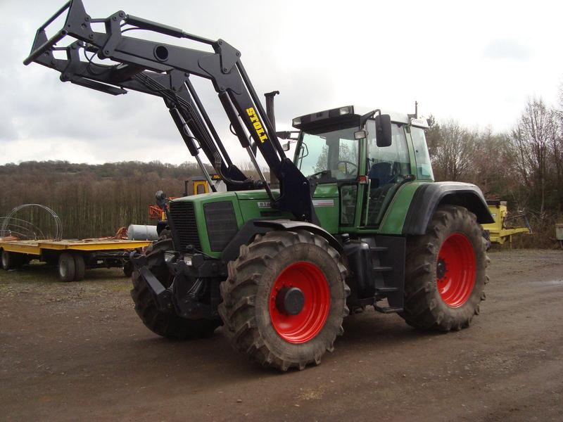 Fendt Favorit 816 - RalfKrs@web. de