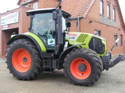 Claas Arion 550 Cebis - Ti
