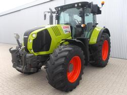 Claas Arion 640 Cebis