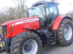 Massey Ferguson MF 6480 Edition Plus