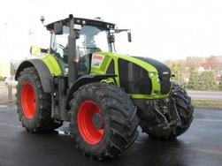 Claas Axion 940 C-MATIC