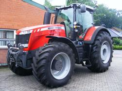Massey Ferguson 8737 Exclusive Dyna-