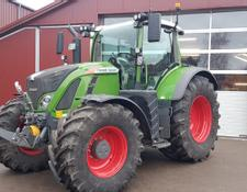 Fendt 724 S4 Profi Plus mit voll LED