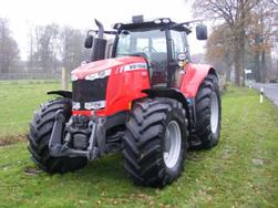Massey Ferguson 7624 Exclusive Dyna