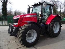 Massey Ferguson 6614 Efficient Dyna