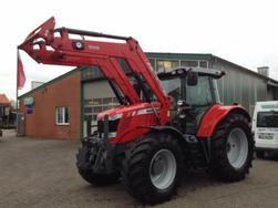 Massey Ferguson 6616 Efficient Dyna