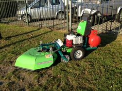 Weedcontrol Air Combi compact