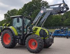 Claas Arion 650 C-matic