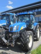 New Holland T6070 Elite, 40km/h, Frontzapfwelle, ISO-Bus