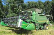 Combine harvesters - John Deere WTS9680