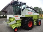 Self-propelled forage harvesters - Claas 690SL