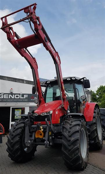 Massey Ferguson MF 5612 Dyna 4 Efficient