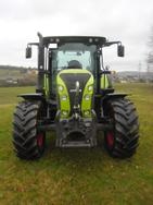 Claas Arion 530 CIS FKH+DL+LS