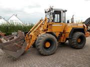 Wheel loader - Liebherr 521