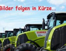 Claas JAGUAR 850 PU 300 HD 345 Champ