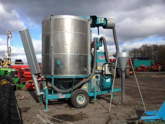 Sonstige used corn drier ESMA 13.5 tonnes sechoir mobile d'occasion