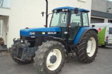 Traktoren - New Holland 8340 SLE