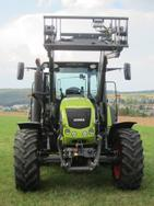 Claas Arion 420 Top Zustand