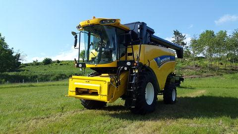 New Holland CX 5090 Tier 4a